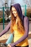 Mika Pole and Yoga Wear