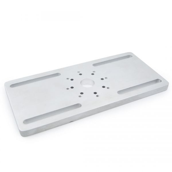 X-Pole Mounting Plate for Beams and Truss
